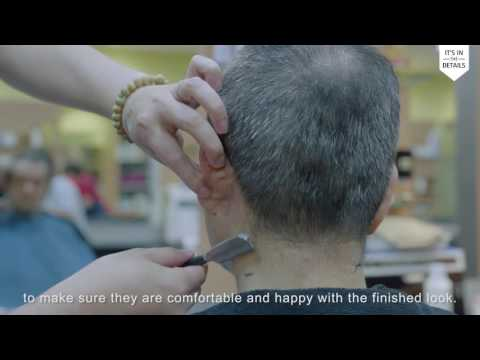 Experience Japanese Barbering Services at Barber Minami (Liang Court)