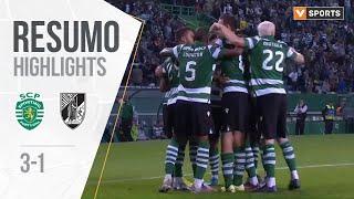 Highlights   Resumo: Sporting 3-1 Vitória SC (Liga 19/20 #8)