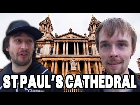 St Paul's Cathedral | London Trip