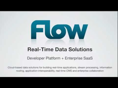Flow Corporation Real-Time Data Solutions