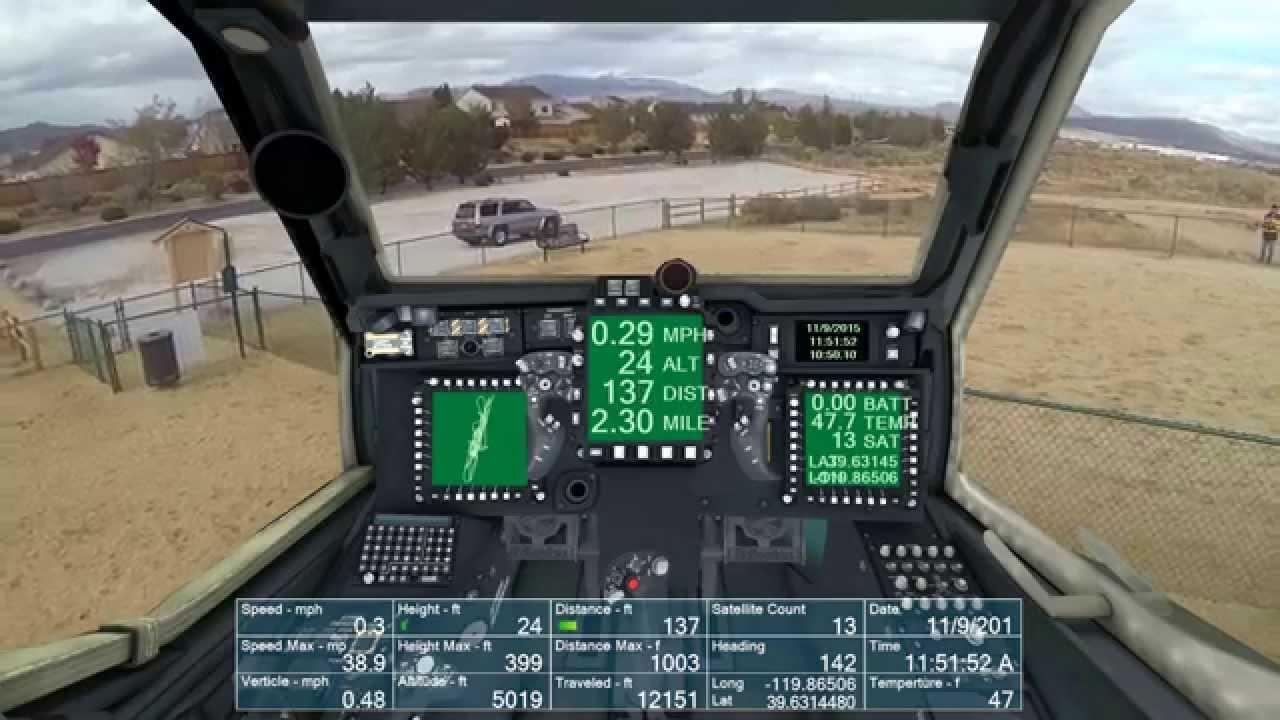 Dashware Gauges | DJI Phantom Drone Forum