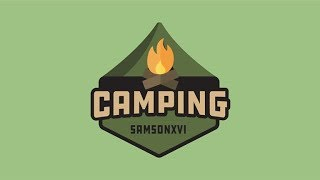 Roblox Camping (Horror Game) - Full Story