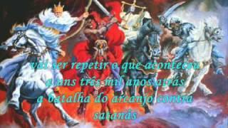 damares a batalha dos arcanjos musica gospel