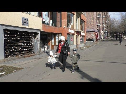 Ереван, 02.02.20, Su, Утро, проспект Комитаса, Video-1.