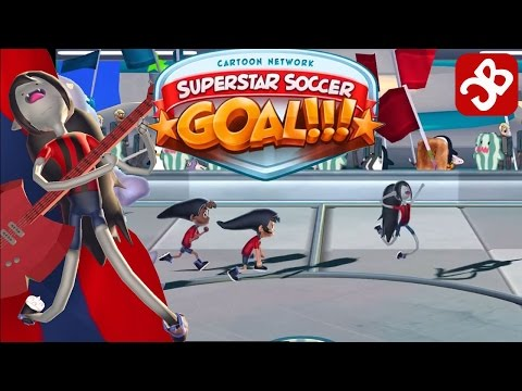 CN Superstar Soccer: Goal – MERCELINE'S GOLD TROPHY