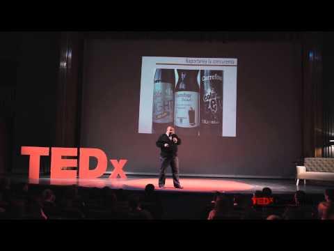 Branding în afara cutiei | Florin Frăsineanu | TEDxConstanta