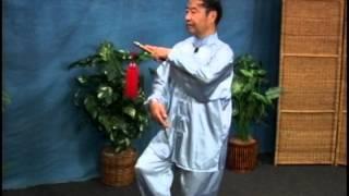 Tai Chi Sword Basics 2/2 by Master Huaicheng Lu