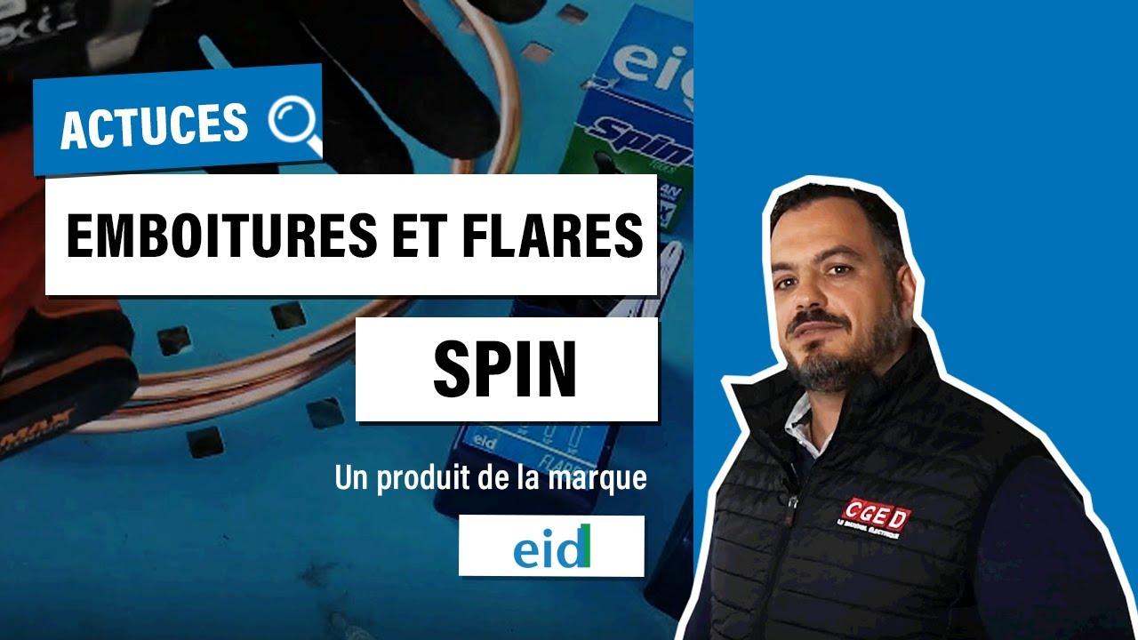 Download Tuto Climatisation / Plomberie : emboîtures et flares instantanées