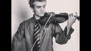 benjamin hoyt bethesda md plays his layered electric violin
