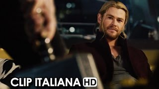 Avengers: Age of Ultron Clip Italiana