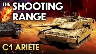 THE SHOOTING RANGE #152: С1 Ariete / War Thunder