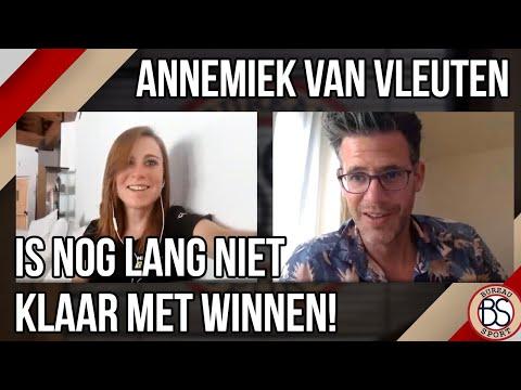 Van Vleuten: 'Duurt niet lang voor jonkies me voorbij streven'