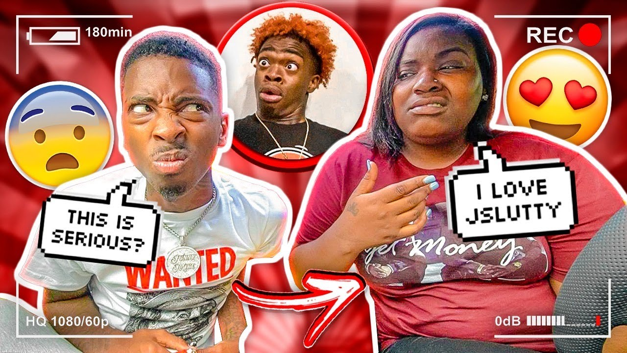 Telling My Brother How Deeply In Love I Am With Jslutty!💔 *He's A Hater*