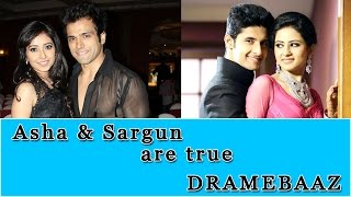 Asha & Sargun are true DRAMEBAAZ - Rithvik & Ravi