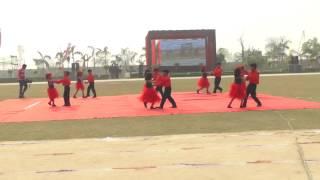 a m world school sports day salsa