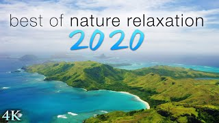 BEST OF NATURE RELAXATION™ 2020 MIX - 10 Hour 4K UHD Ambient Film + Music by Relax Moods (No Loops)