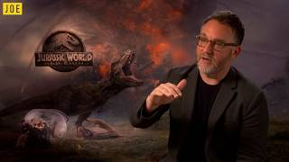 Colin Trevorrow Reveals What He Thinks Is The Best Scene Out Of All Of The Jurassic Movies