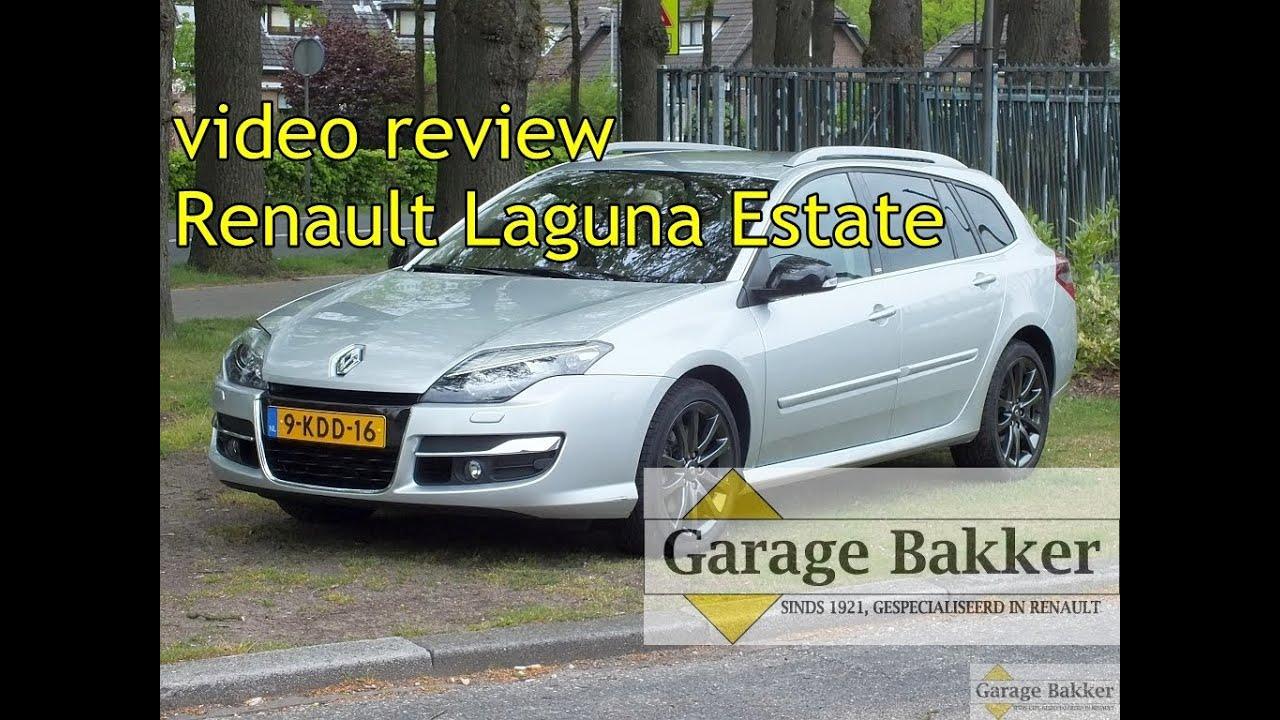 video review renault laguna estate 2 0 dci 180 gt line 4control kenteken 9 kdd 16 youtube. Black Bedroom Furniture Sets. Home Design Ideas