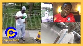 Kwaku Manu Cʊrsed For Slɛɛping With Someone's Wife In Abroadhe Reacts.. Main Kwaku Manu XP0SED