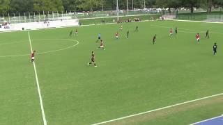 Johan Gomez: USSDA U18/U19 soccer: Sporting (2) vs  FC Dallas (1) 09.08.18 (Kansas City, MO)