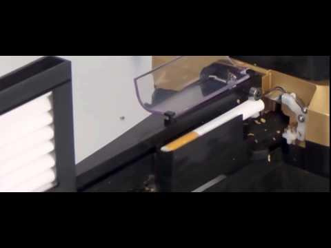 hspt golden rainbow automatic cigarette rolling machine