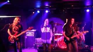 CrushTone - Rock Candy (Montrose cover) Live