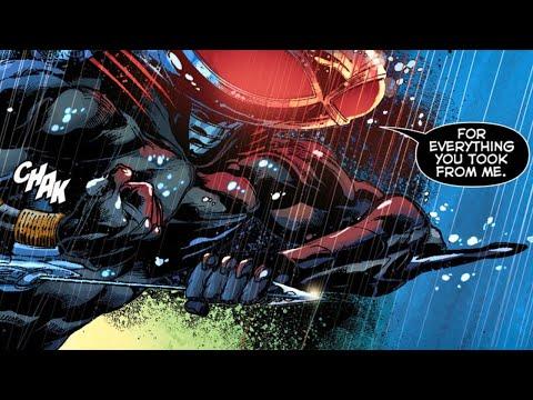 (DC) Justice League Side-Story 4: Aquaman VS Black Manta 🔱 Motion Comic