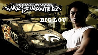 Need For Speed Most Wanted: BIG LOU #6 (11° Chefe)
