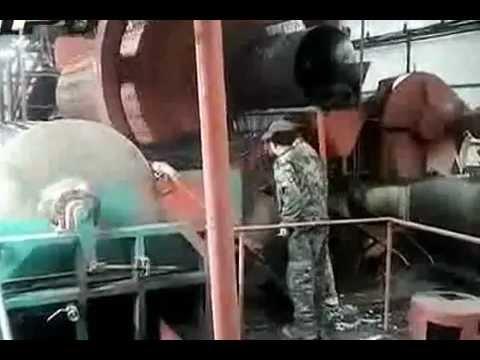 Magnetic Separation Process-Shanghai Lipu Heavy Industry Co.,Ltd