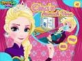 Elsa's Stomach Virus Online Learning Hospital Game -  Doctor Games for Girls and Children