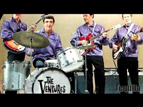 Tequila - The Ventures [HQ]