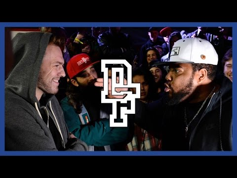 CHARLIE CLIPS VS QUILL | Don't Flop Rap Battle