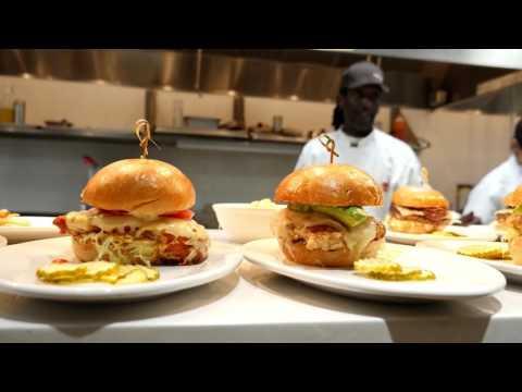 Zinburger – Wine & Burger Bar