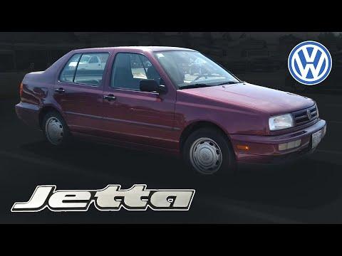 VW Jetta III