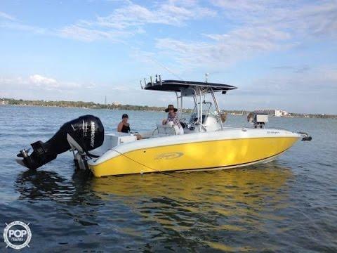 Unavailable Used 2006 Baja 250 Sportfish In Largo