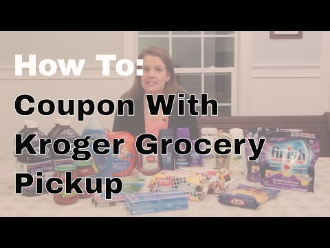 How to Use Kroger ClickList and Still Coupon!