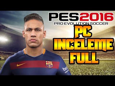 Pes 2016 [PC FULL] - Türkçe İnceleme