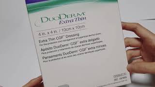듀오덤  엑스트라씬(Duoderm Extra Thin)