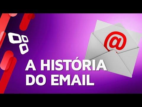 A história do email - TecMundo