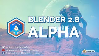Status of Blender 2.8 ALPHA