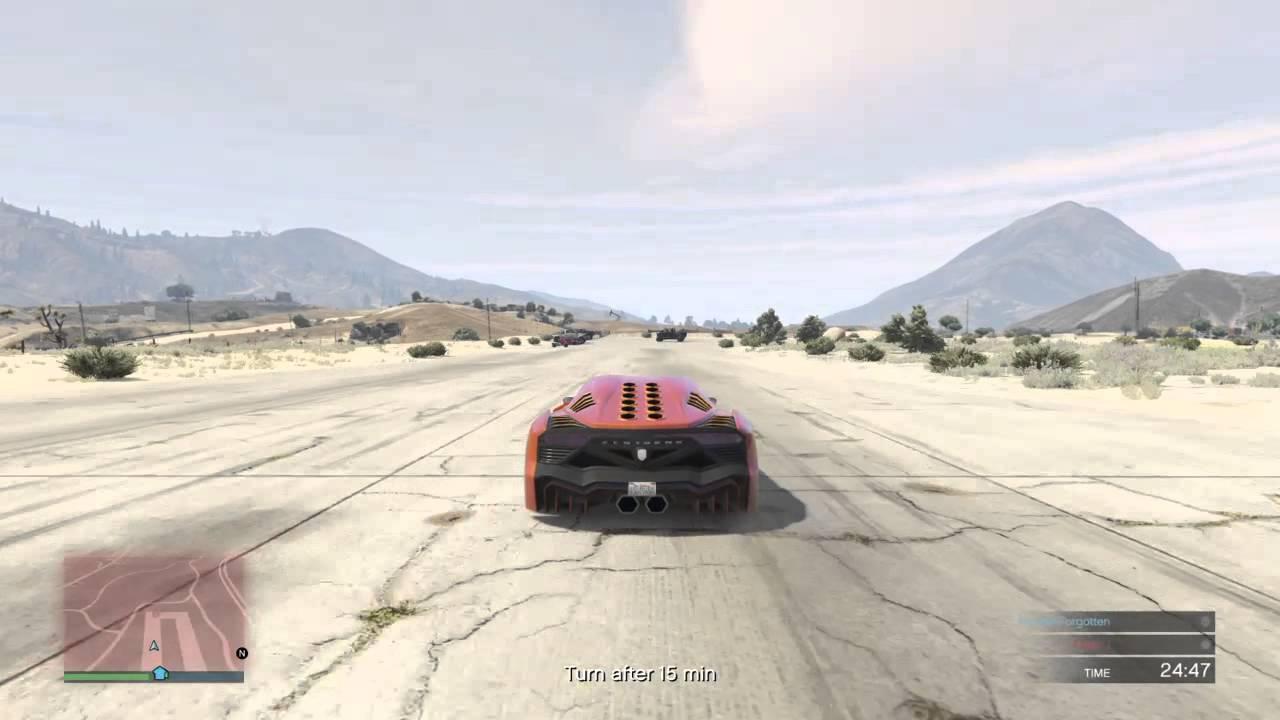 Gta  Flipping Car
