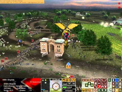 13 - Attack on cemetery Hill