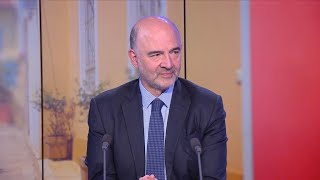 EU Finance Commissioner Pierre Moscovici on Russia, Brexit and privatisations
