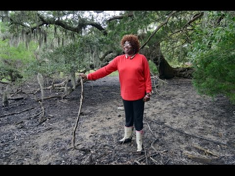 Inez Miller: St. Helena Island heirs property owner