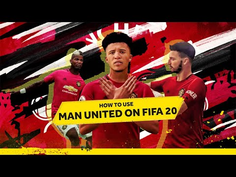 FIFA Tutorial: How to Play as Manchester United after Jadon Sancho Transfer