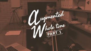 Augmented Whole Tone Phrase Part 1... (how to use the whole tone scale in jazz)