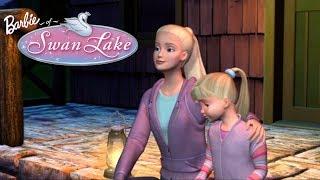 Сказка о лебеде. Лучшие мультики Барби: Лебединое Озеро.