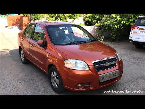 Chevrolet Aveo LT 1.6 VGIS T250 2006 | Real-life review