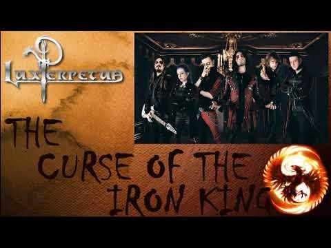 LUX PERPETUA - THE CURSE OF THE IRON KING (full album)