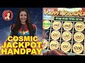 Captain Marvel hits Major Jackpot Handpay | Lady Luck HQ